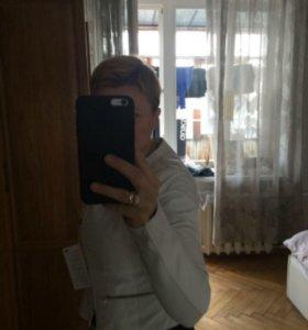 Кожаная куртка Kaos