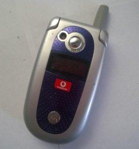 Телефон раскладушка Motorola
