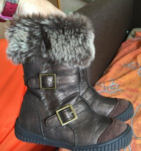 Финские сапожки осень-зима Ciraf, размер 25