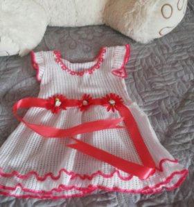 Платье на принцесу