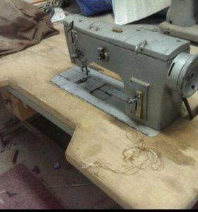 Промышленая швейная машина 862 класс одна игла