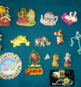 Сувениры и магниты