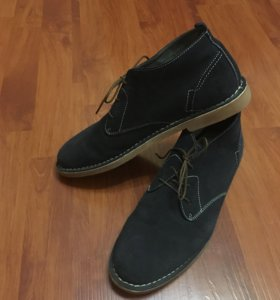 Туфли высокие, осенние мужские.