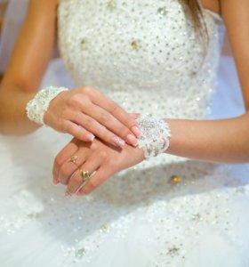 Свадебное платье🤗💎👰🏼