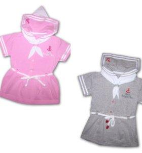 Платье детское новое. Р - 80,86,92