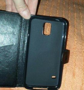 Чехлы Samsung Galaxy s5 и s4