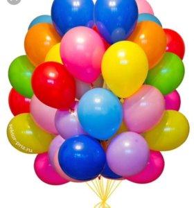 Гелиевые шары всё для праздника