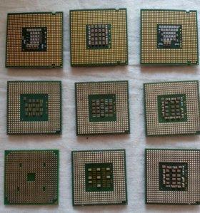 Процессоры 775соккет и 478соккет