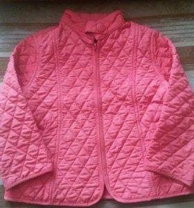 Детская курточка на рост 86-92
