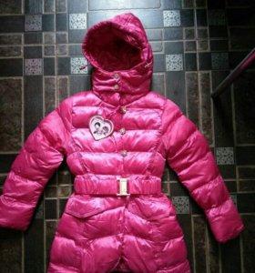 Куртка,зима для девочки новая
