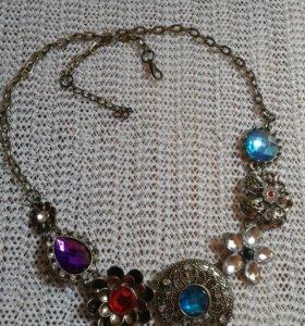 Ожерелье новое