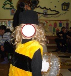 Новогодний (карнавальный ) костюм пчелки