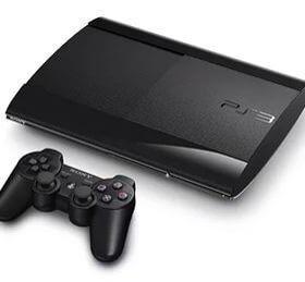 Sony PlayStation 3 Slim 500 Gb + 3 игры SPC