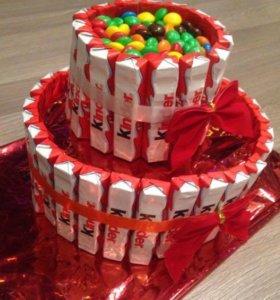 Киндер торт