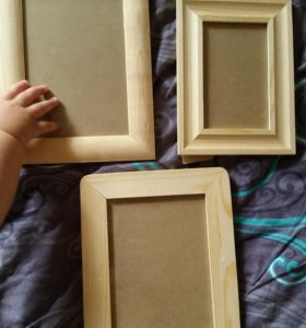 Рамочки из дерева