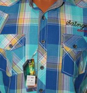 Новые Рубашка с коротким рукавом