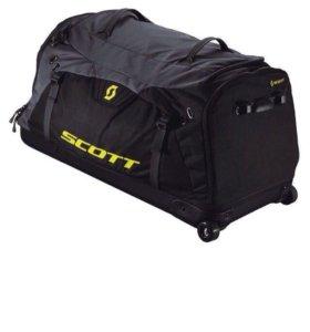 сумка спортивная Scott на колесах