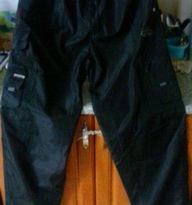 Мужские спортивные штаны (р-р 48)