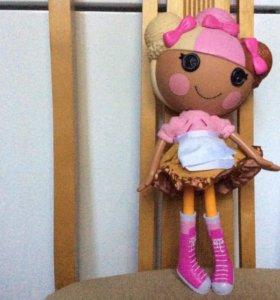 Кукла lalaloopsy большая