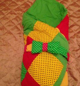 Одеяло-конверты Распродажа!!!!