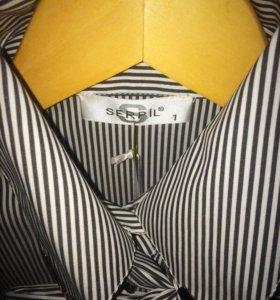 Блузка -рубашка новая