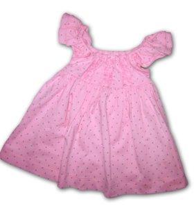 Платье детское новое. Р - 68,80,86,92