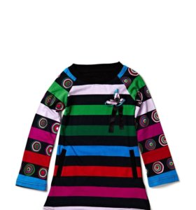 Новое платье Desigual 11-12лет