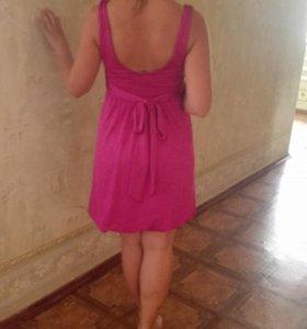 Платье коктельное размер s-m