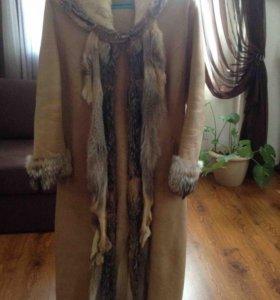 Дубленка, пальто