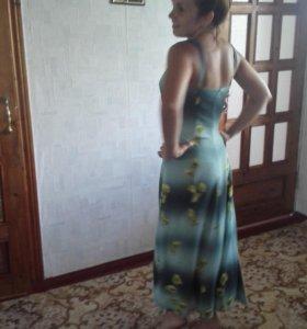 Костюм платье и пиджак размер м