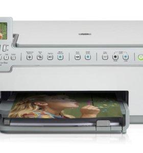 Фотосмарт НР. Сканер, печать фото, копир