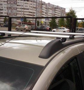 Багажник на Рено Дастер