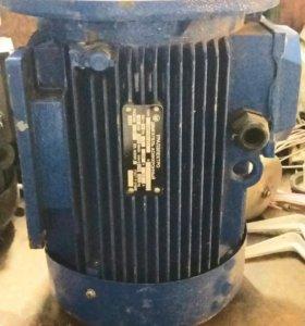 Электродвигатель 380 4kw