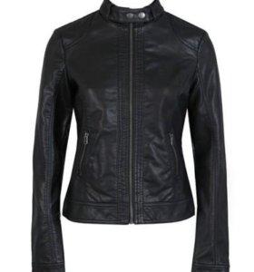 Новая куртка (эко кожа) р52