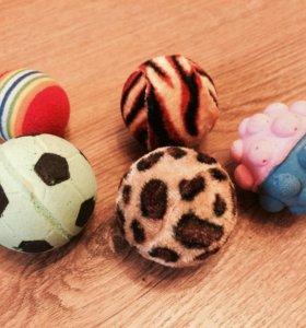 Мячики для собак и кошек