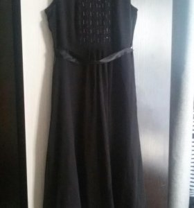 Платье из натурального шёлка