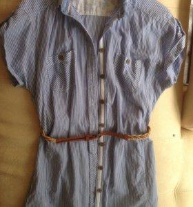 Платье Colin's с поясом