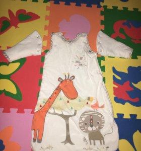 Спальный мешок Kiabi 0-6 месяцев