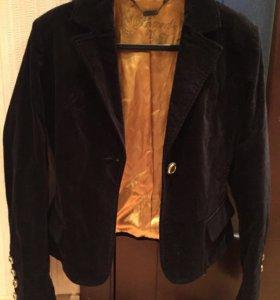 Пиджак бархатный Phard, размер 46