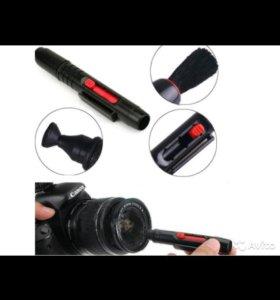 Карандаш для чистки линз, фотоаппаратов,объективов