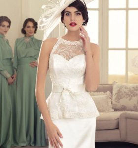 Свадебное платье от дизайнера Татьяны Каплун
