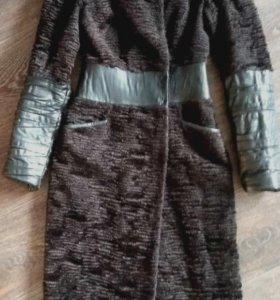 Пальто-шуба 42-44