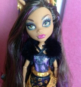 """Кукла Клодин Вульф """"Monster High"""" Scaris"""