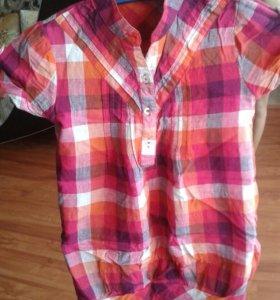 Блуза 38 размер