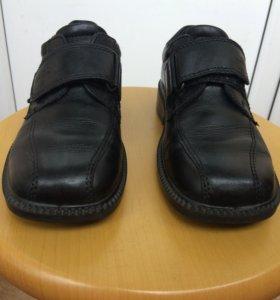 Ecco туфли детские(для мальчика)