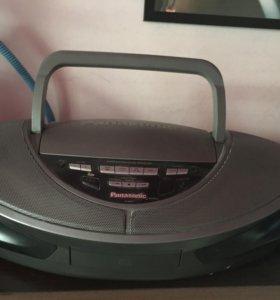 Магнитола Panasonic RX-ED707