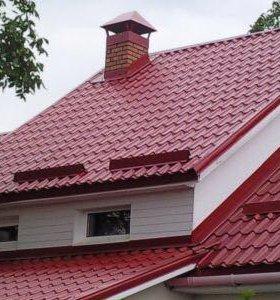 Фундаменты, крыши, заборы
