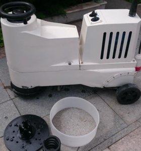 Машина для переполировки мрамора ACHILLI MEC-7CE