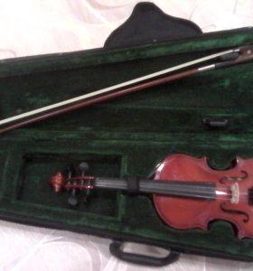 Скрипка 1/8 или обмен