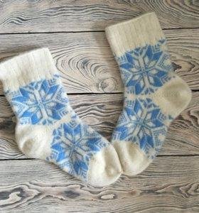 Новые носки из овчины